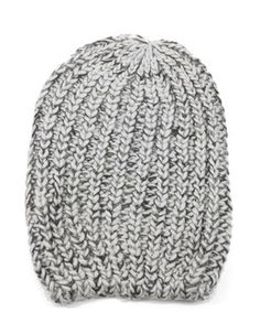 The weather is getting colder. Get warm with our Cornell Slouchy beanie.