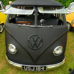 VW Split Murdered Out!