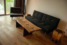Apartament Dogarilor Designist 3 Un apartament tratat cu mult lemn