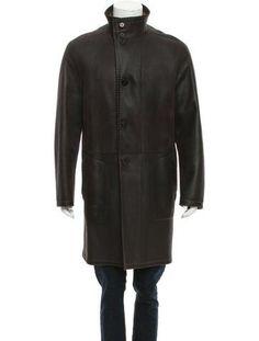 #The RealReal - #Fendi Fendi Reversible Shearling Coat - AdoreWe.com