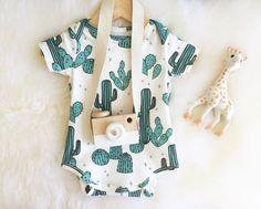 Organic baby onesie baby bodysuit baby clothes by OrganiqueBebe