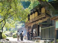 Japan's Nakasendo Walk