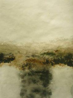 Composition N° 304. Japaneese landscape