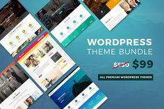 Wordpress Theme Bundle: Whole Store @creativework247