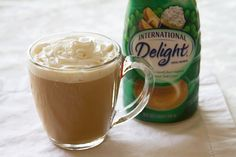 Irish Coffee in time for St. Patty's Day