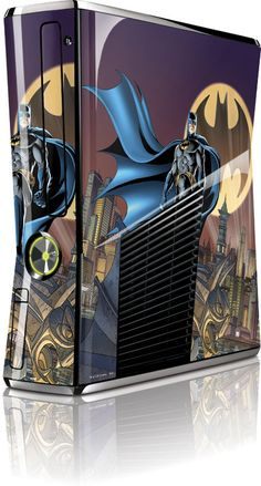 Batman Xbox Skin It