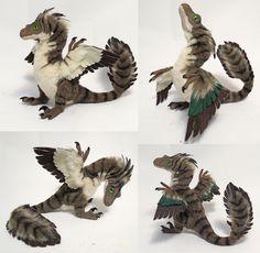 New Raptor prototype by kimrhodes on DeviantArt