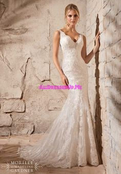 Mori Lee - 2708 - All Dressed Up, Bridal Gown