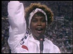 Whitney Houston singing The Star Spangled Banner (Live 1/27/91)......How great was that??