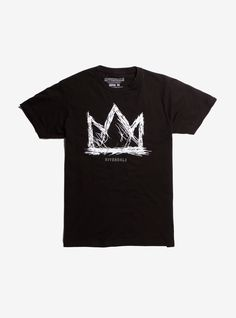 Riverdale Jughead Scratch Crown T-Shirt Hot Topic Exclusive Cute Emo Outfits, Scene Outfits, New Outfits, Riverdale Shirts, Riverdale Funny, Riverdale Fashion, Cosplay Outfits, Hot Topic, Cool T Shirts