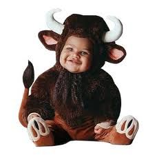 Baby in bull costume  sc 1 st  Pinterest : bull costume for baby  - Germanpascual.Com