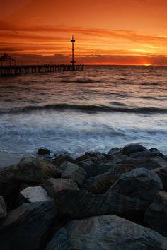 Long Exposure, Sunset Photography, Beach Photography, Nature Photography, Adelaide, Australia