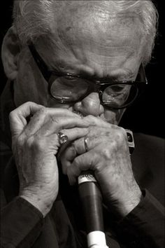 Jean-Baptiste Frédéric Isidor, Baron Thielemans (born Brussels, Belgium, April 29, 1922), known as Toots Thielemans, is a Belgian jazz artist well known for his guitar, harmonica playing, and also for his highly accomplished professional whistling. He is often credited by jazz aficionados and jazz critics as being among the greatest jazz harmonica players of the century.