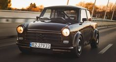 Trabant Gets A Turbo Quattro Treatment And Becomes A Sleeper [w/Video]