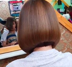Looking for the best way to bob hairstyles 2019 to get new bob look hair ? It's a great idea to have bob hairstyle for women and girls who have hairstyle way. You can get adorable and stunning look with… Continue Reading → Modern Bob Haircut, Modern Bob Hairstyles, Blonde Bob Hairstyles, Long Bob Haircuts, Bun Hairstyles For Long Hair, Medium Bob Hairstyles, Hairstyles Haircuts, Black Hairstyles, Angled Bobs