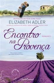 # Encontro na Provença, Elizabeth Adler