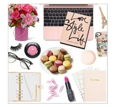 """""""Thank you so much over 33,000 followers! ♡"""" by danielle-487 ❤ liked on Polyvore featuring interior, interiors, interior design, home, home decor, interior decorating, Fornasetti, Rifle Paper Co, Bling Jewelry and NARS Cosmetics"""