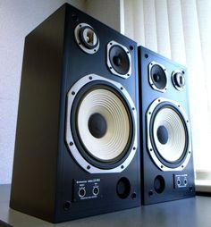 high end audio Big Speakers, Tower Speakers, Monitor Speakers, Audio Design, Speaker Design, Hifi Stereo, Hifi Audio, Kenwood Hifi, Gadgets