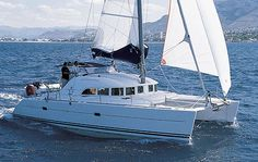 Ready for luxury while being in Europe? Come Croatia Sailing ! http://www.croatiayachtclub.se/Lagoon-380