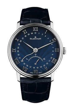 The importance of the Asian market is now so great that Blancpain has gone to great lengths to develop a mind-bogglingly complex Chinese-calendar wristwatch that contains 434 components and displays the signs of the zodiac, the ten celestial stems, the five elements, 29- and 30-day months and 13-month years.It's all Greek to us… Watch of the collectionThe beautifully simple Villeret (above), witha stunning deep-blue lacquer dial in a 40mm white-gold case. You get retrograde seconds anda…