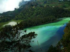Telaga warna - Central Java