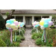 Latex Balloon Clusters - Plain Coloured Balloons are available at The Party People Online Store. Helium Alternative, Balloon Clusters, Party Stores, Latex Balloons, 50th Birthday, Best Part Of Me, Crafts For Kids, Birthdays, Balloon Ideas