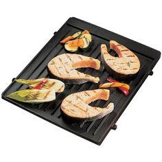 Broil King Baron Series Cast Iron Griddle (11242)