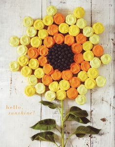 What a fun summer/fall party idea! You will most likely see this at Camille's 2nd birthday (and yes I know, it's 8 months away).