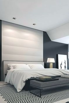 6 Fulfilled Cool Tricks: Bedroom Remodel Colors Bathroom kids bedroom remodel built ins.Bedroom Remodel On A Budget Kitchen Cabinets master bedroom remodel floating shelves.Rustic Bedroom Remodel Home. Modern Luxury Bedroom, Modern Master Bedroom, Modern Bedroom Design, Master Bedroom Design, Contemporary Bedroom, Luxurious Bedrooms, Minimalist Bedroom, Bedroom Designs, Modern Minimalist