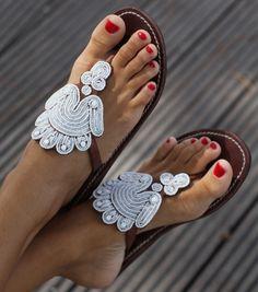 Aspiga   Amy Leather Sandals by Aspiga