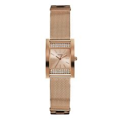 Guess Ladies Watch Nouveau W0127L3 - £116.10  #guess #watches #rosegold #shadesoftime
