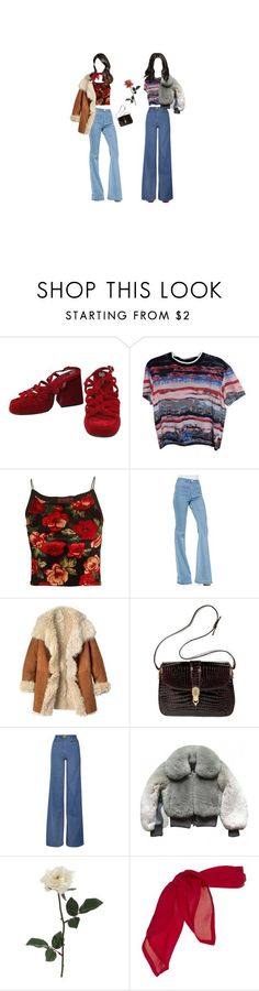 """""""Jackie Burkhart"""" by grctb ❤ liked on Polyvore featuring Retrò, Opening Ceremony, Michael Kors, Toast, Gucci, Lover and Marc Jacobs"""