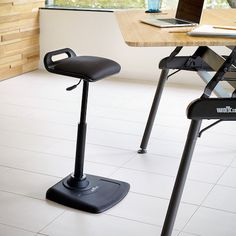 The Varichair is the newest addition to the Varidesk family. It was designed to supplement the sit-stand desks. Learn more about this awesome product below!  http://exerciseatthedesk.com/?p=898&preview=true