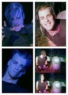Another of Michale Graves looks so much like Mateo, so bad he wouldn't cut his hair like this LOL