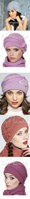 los sombreros de las mujeres de moda. Inspirado!