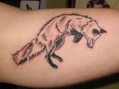 fox tattoo....not exactly what im looking for but its a start