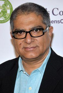Deepak Chopra for continuing to educate our souls.