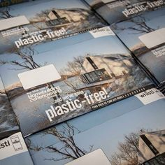 Hot off the press  UK subscriber copies of Homebuilding & Renovating mag will now be delivered in 100% recyclable paper-wrap  #ditchplastic #plasticfree #plasticfreeliving #ecofriendly #green #subscribe