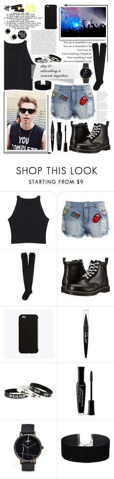 """""""Day 07 - attending a concert with your fave (5SOS Challenge) 