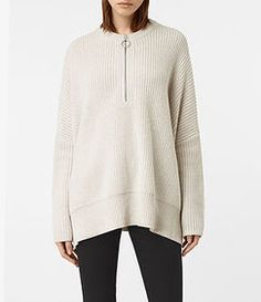 All Saints Artillery Crew Neck Sweater Found on my new favorite app Dote Shopping #DoteApp #Shopping