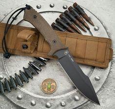 Spartan Knives
