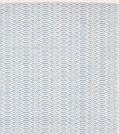 MASINFINITO CASA - Alfombra Dash & Albert Fair Isle Swedish Blue Ivory Cotton Rug