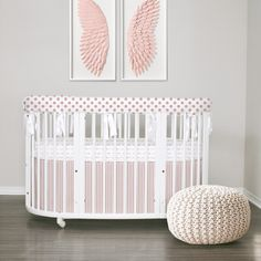 Stokke sleepi 3pc rail guard set in Rose Gold. See this and more at Lublini.com #stokke