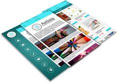 Artista app offering standard #Graphics #design & digital art illustration along with other #apps & games