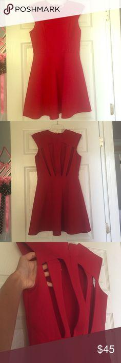 NWOT Urban outfitters dress, beautiful open back Gorgeous open back dress never worn. Urban Outfitters Dresses Mini