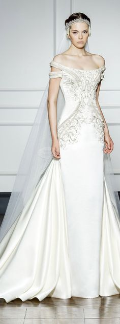 Dilek Hanif Haute Couture Fall Winter 2014-15 collection