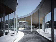 SANAA Cabinet d'Architectes japonais contemporains