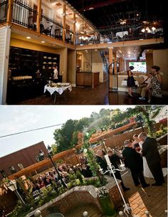 CONSERVATORY OF WATERSTONE - Chattanooga Wedding Venue