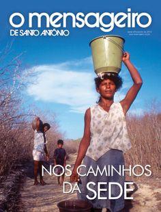 Revista O Mensageiro de Santo Antônio de Janeiro/Fevereiro de 2014.