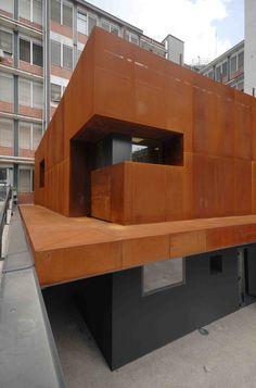 oxide steel house - Buscar con Google